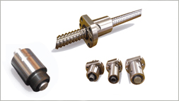 Ball Screws and Nuts