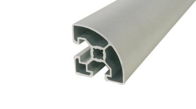 45x45 Radius Aluminium Profile
